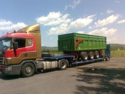 pojazd cieżarowy tir 29