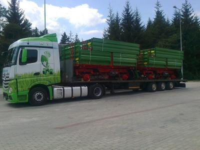 pojazd cieżarowy tir 30