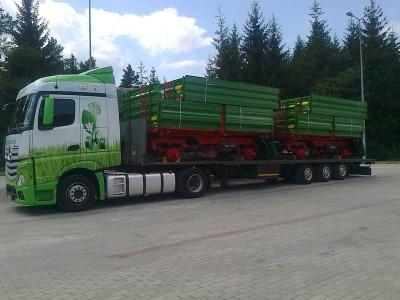 pojazd cieżarowy tir 46