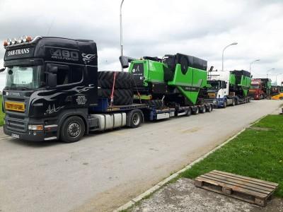 pojazd cieżarowy tir 10