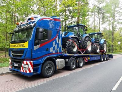 pojazd cieżarowy tir 4
