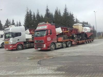 pojazd cieżarowy tir 25