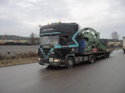 pojazd cieżarowy tir 56