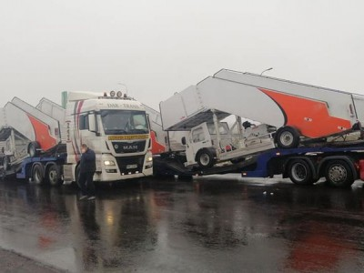 pojazd cieżarowy tir 11