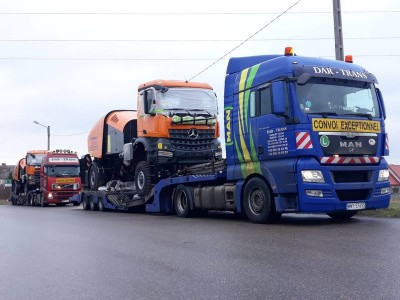 pojazd cieżarowy tir 17