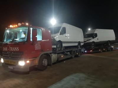 pojazd cieżarowy tir 21